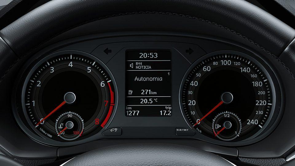 Gol - Computador de bordo - Volkswagen