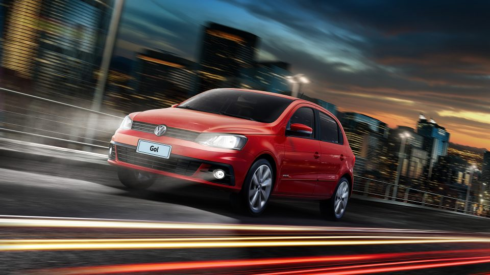 Gol - Faróis de neblina - Volkswagen
