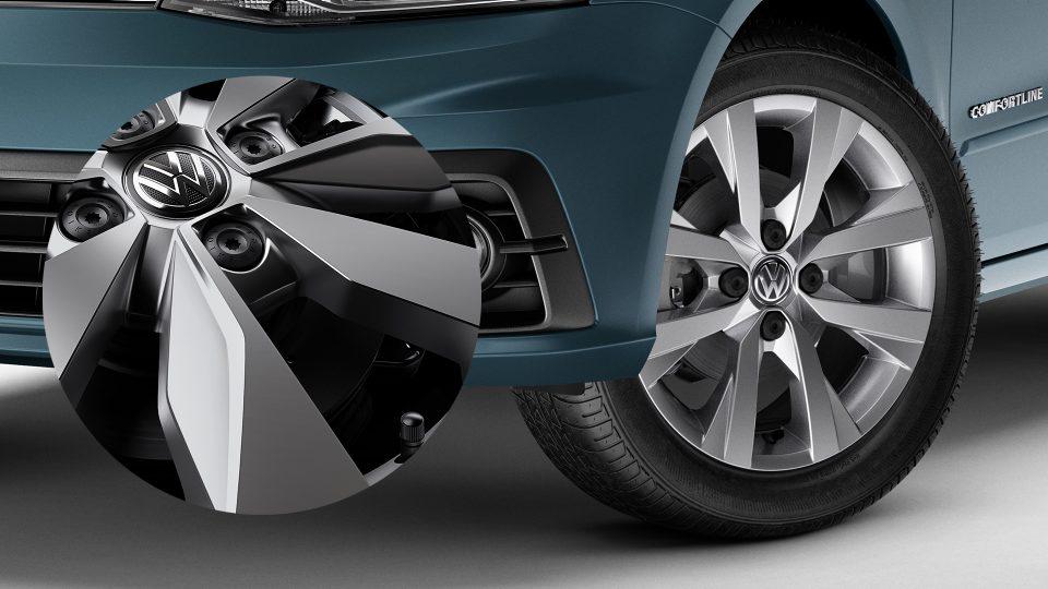 Gol - Rodas de liga leve - Volkswagen