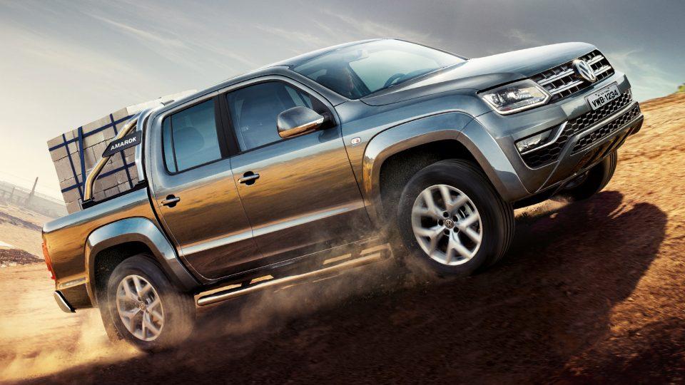 Amarok - Desempenho Superior com Carga Total - Volkswagen Fiorenza