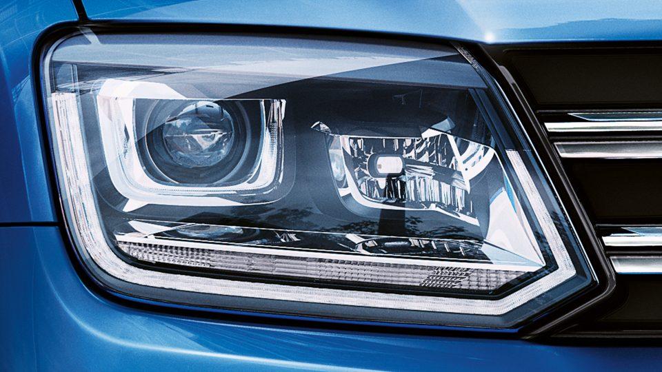 Amarok - Faróis Bixênon - Volkswagen Fiorenza
