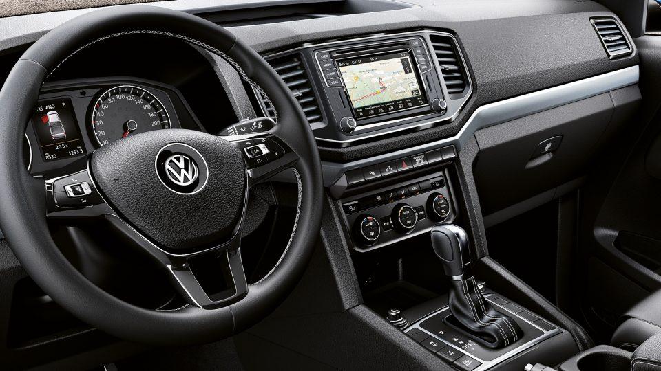 Amarok - Interior Refinado - Volkswagen Fiorenza