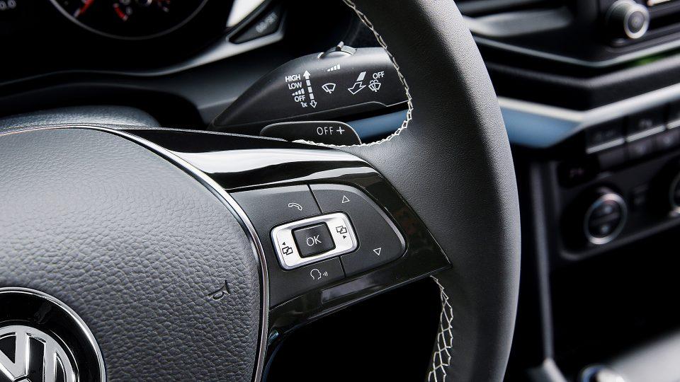Amarok - Shift Paddles - Volkswagen Fiorenza