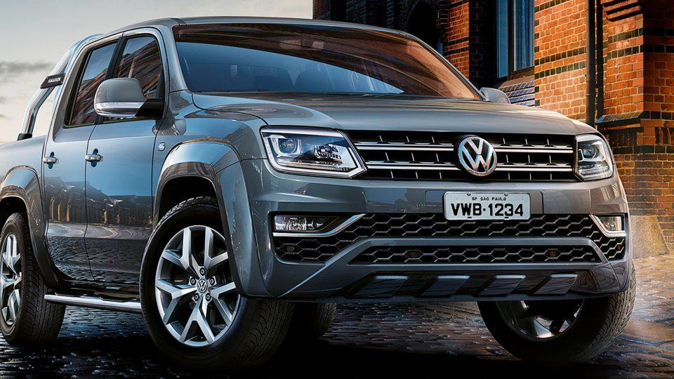 Amarok - Visual Renovado. - Volkswagen Fiorenza