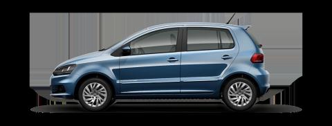 Fox - Comfortline - Volkswagen