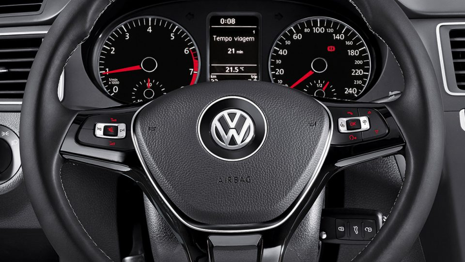 Fox - Volante - Volkswagen