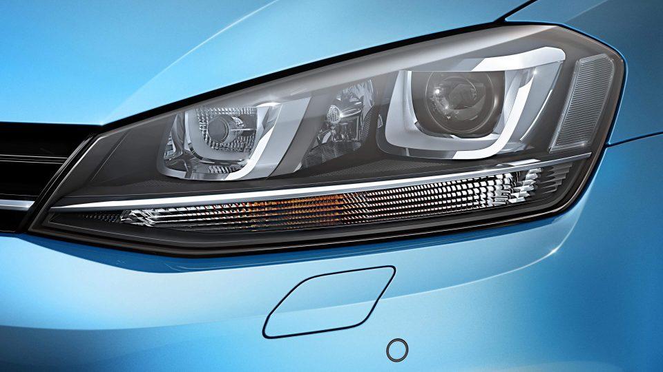 Golf - Faróis Xênon - Volkswagen Fiorenza