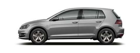 Golf - Highline - Volkswagen Fiorenza