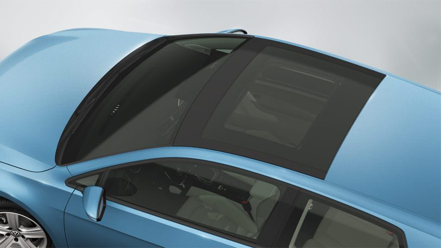 Golf - Teto solar panorâmico - Volkswagen Fiorenza