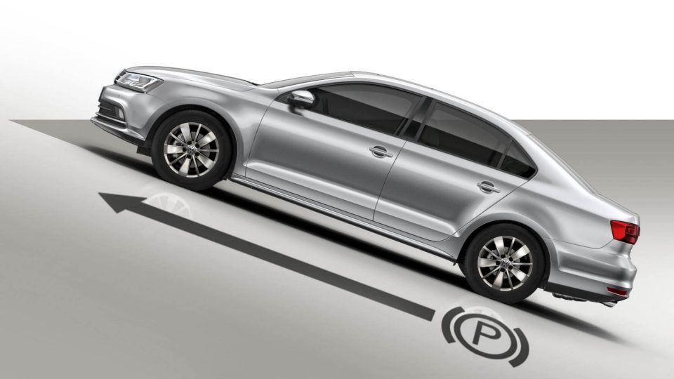 Jetta - Hill Assist - Volkswagen Fiorenza
