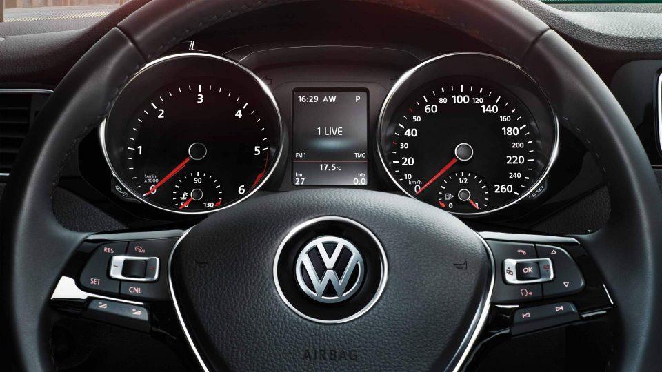 Jetta - Volante Multifuncional - Volkswagen Fiorenza
