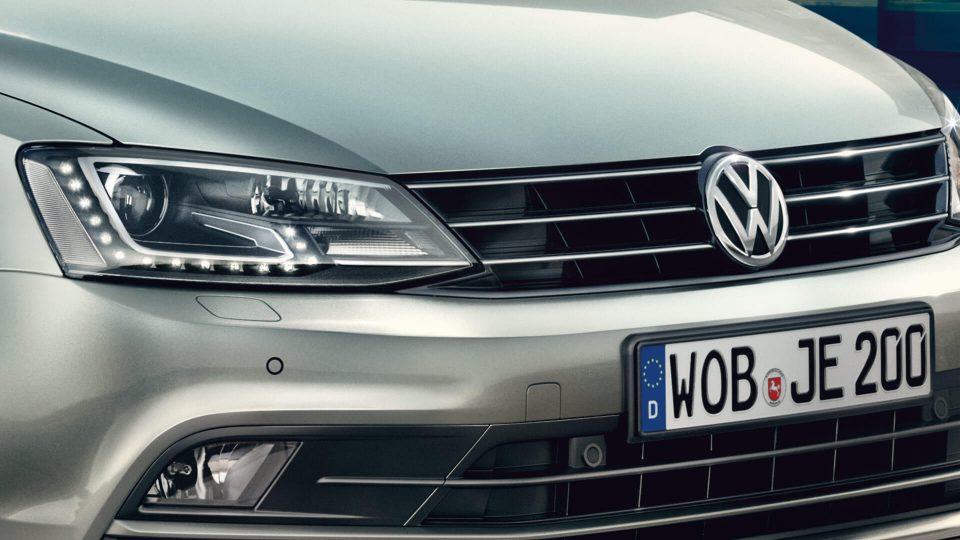 Jetta - Xênon - Volkswagen Fiorenza