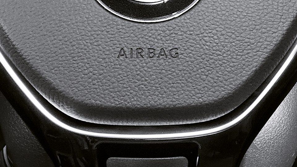 Novo Polo - Air Bag - Volkswagen Fiorenza