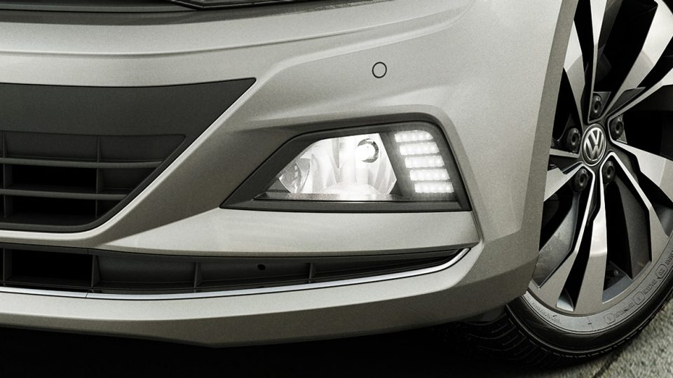 Novo Polo - DRL - Volkswagen Fiorenza