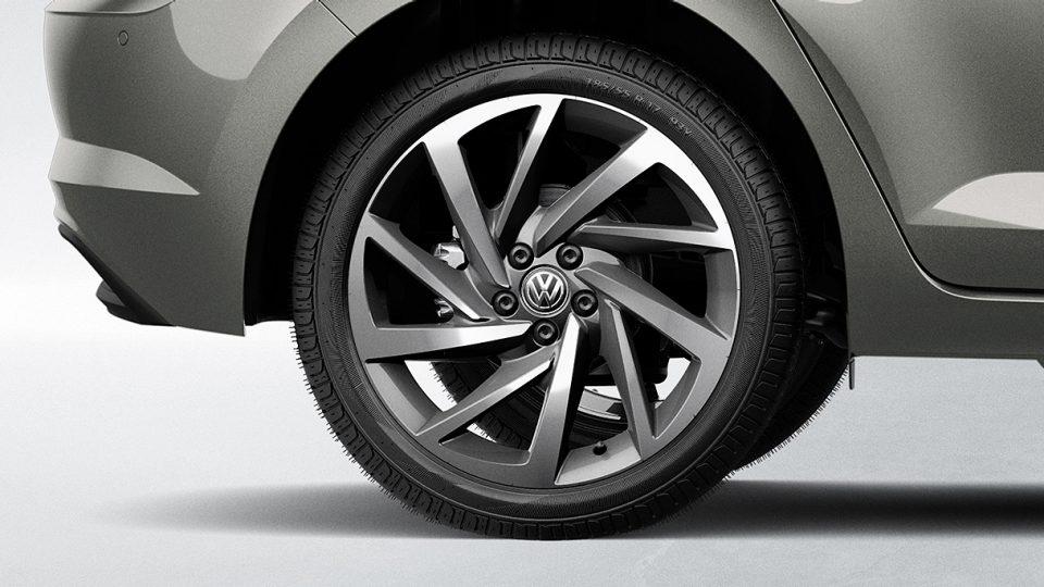 Novo Polo - Freio a Disco - Volkswagen Fiorenza