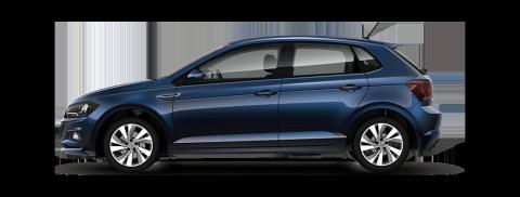 Novo Polo - Highline 200 TSI - Volkswagen Fiorenza