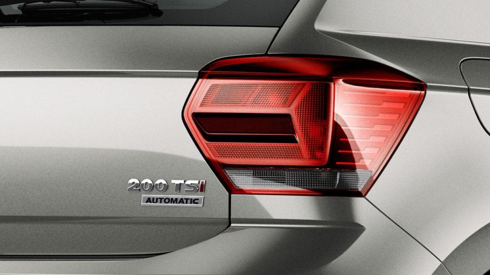 Novo Polo - Motor 200TSI - Volkswagen Fiorenza