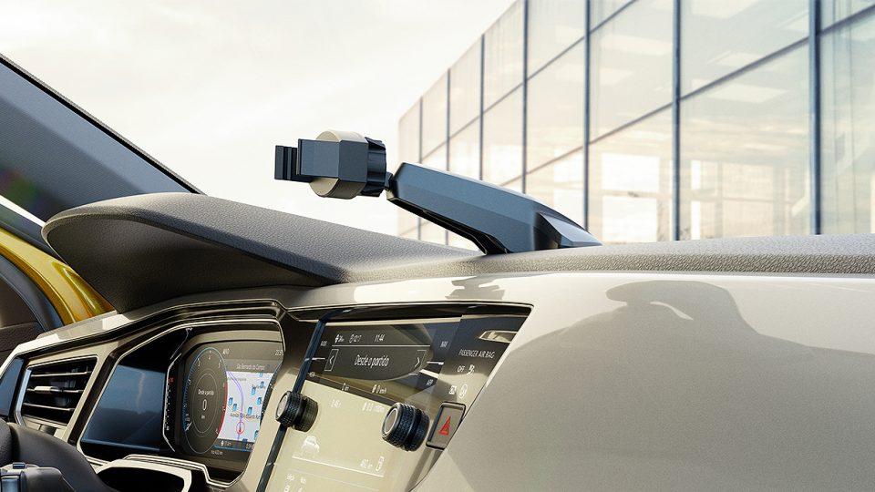Novo Polo - Suporte para Celular - Volkswagen Fiorenza