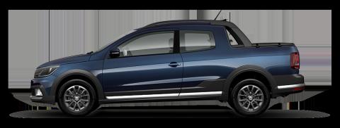 Saveiro - Cross CD - Volkswagen Fiorenza