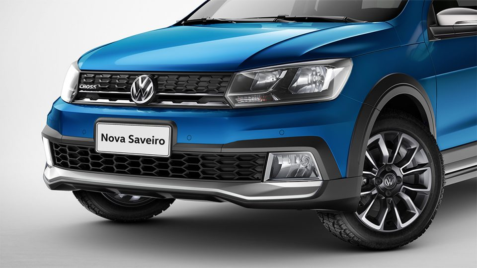 Saveiro - Faróis de neblina - Volkswagen Fiorenza