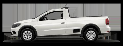 Saveiro - Trendline CS - Volkswagen Fiorenza