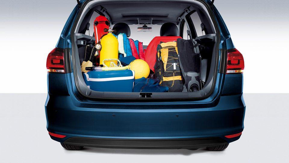 Space Fox - Porta-malas - Volkswagen Fiorenza