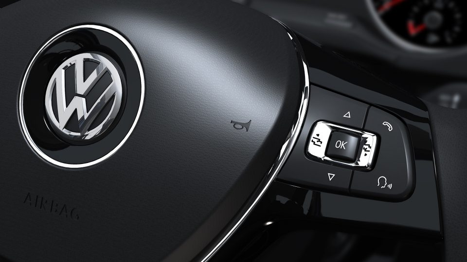 Space Fox - Volante multifuncional - Volkswagen Fiorenza